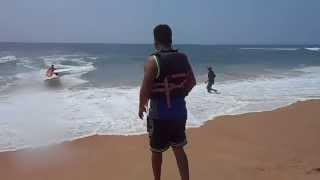 Epic Fail Water Sport in Goa
