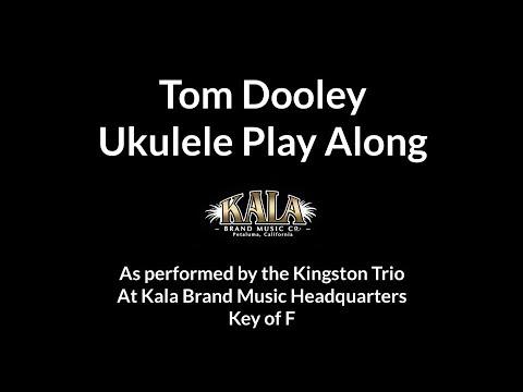 Tom Dooley Ukulele Play Along Youtube