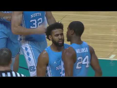 UNC Men's Basketball: Berry & Maye Combine for 51 in Win Over Davidson
