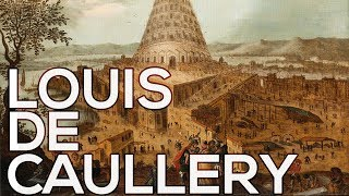 Louis de Caullery: A collection of 48 paintings (HD)