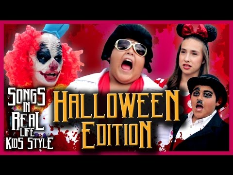 Songs In Real Life Kids Style 4 - Halloween Edition