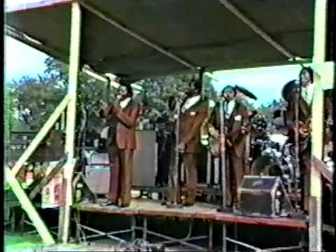 "Sensational Nightingales ""Be Sure You Have Jesus"" 1984 LIVE"