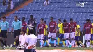 دوري بلس - ملخص مباراة النصر و الرائد في الجولة 8 من دوري جميل