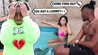 Is She a GOLD DIGGER or a WIFE?! WILDEST LOYALTY TEST