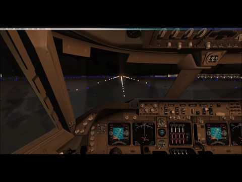 FSX Steam Edition - Bad Attitude Korean Air Cargo Flight 8509