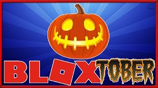 Roblox | Bloxtober Halloween event and more