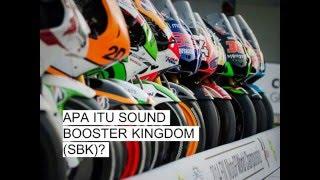 Apa itu  Sound Booster Motor Kingdom.. Simak Ulasannya di sini :