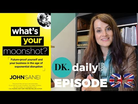 DK Daily Episode - 002 | GOODBYE SOUTH AFRICA, HELLO U.K.