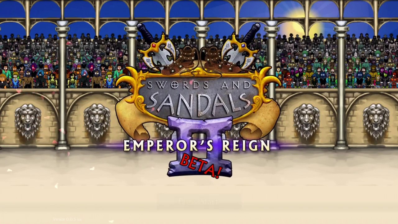 Swords and Sandals 2 Redux Beta Footage 2 YouTube