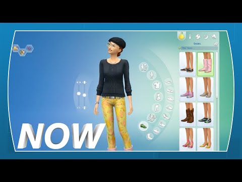 NOW - Sims 4 CAS Beta, $30 Off The Sims 4?