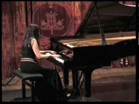 Bach-Siloti Prelude Marylin Frascone