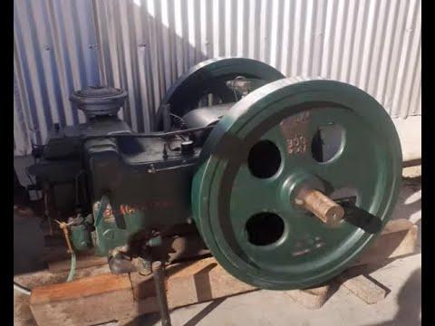 Alanya Şevki-Hamit Işık Blackstone sulama motoru