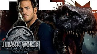 The Indoraptor Will Be The Final Dinosaur Hybrid in the Jurassic World Franchise - Jurassic World 3
