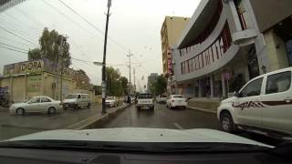 Zakho Kurdistan  Street October 2016 زاخو باژارئ ره نگین