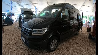 VOLKSWAGEN VW CRAFTER FLORIDA TANGO CAMPER NEW MODEL 2018 WALKAROUND + INTERIOR