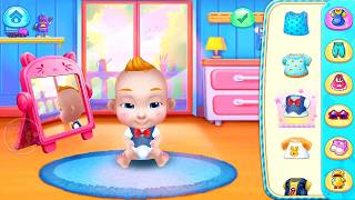 GAME FOR KIDS - Baby Boss - Care & Dress Up - Baby Care Games for Kids & Family