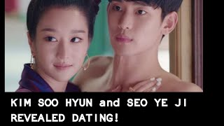 Kim Soo Hyun and Seo Ye Ji once dated in the past and now dating Kim Soo Hyun''s cousin