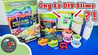 Khám phá nguồn gốc của SLIME với bộ Mega Slime and Putty Lab ToyStation 262