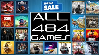PSN SPRING SALE 2020 (Cheap PS…