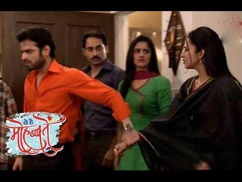 Raman JEALOUS OF Ishita And Bala's CLOSENESS In Yeh Hai Mohabbatein 19th May Full Episode HD