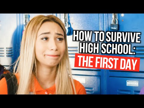 Thumbnail: How to Survive High School : The First Day Of School