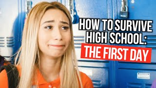How to Survive High School : The First Day Of School | MyLifeAsEva thumbnail