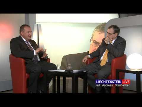 Liechtenstein Live mit Prof. Dr. Christian Marxt - Universität Liechtenstein