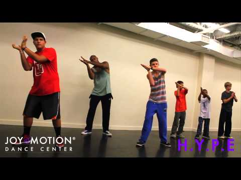 H.Y.P.E: Hip Hop Youth Performance Education