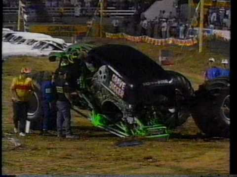 Monster Wars 1993 Tampa Part 1 of 3