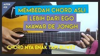 Download lagu TUTORIAL GITAR (LEBIH DARI EGO - MAWAR DE JONGH) VERSI ASLI LENGKAP!