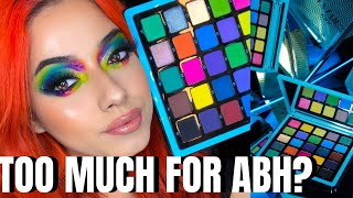 WHAT IN THE WORLD!? NEW ANASTASIA BEVERLY HILLS NORVINA VOL.2 REVIEW/ TUTORIAL !
