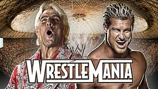 Ric Flair vs Dolph Ziggler Wrestlemania 31 Promo HD