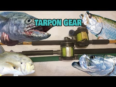 47eddd51f10 Pier Tarpon Guide | Rod and Reel Selection - YouTube