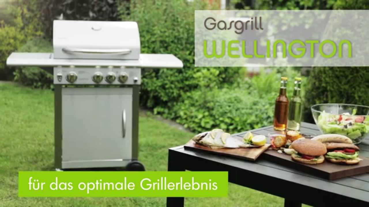 tepro gasgrill wellington youtube. Black Bedroom Furniture Sets. Home Design Ideas