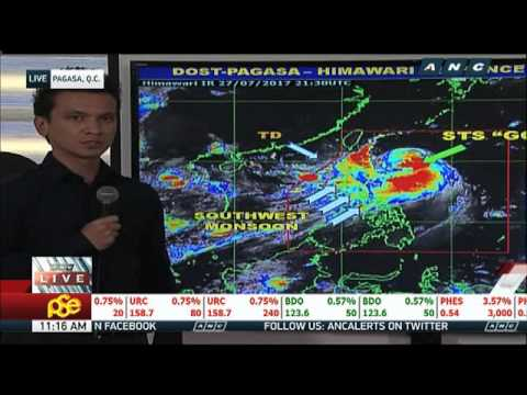 Watch out for 'habagat', 'Gorio' to exit PH by Sunday: PAGASA