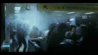 Trailer for disaster japanese movie by Nobuo Mizuta starring Hideak...