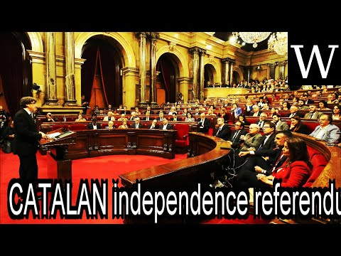 CATALAN independence referendum, 2017 - WikiVidi Documentary