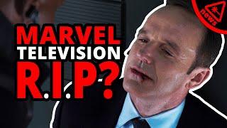 Is the Marvel Television Universe Dead? (Nerdist News w/ Amy Vorpahl)
