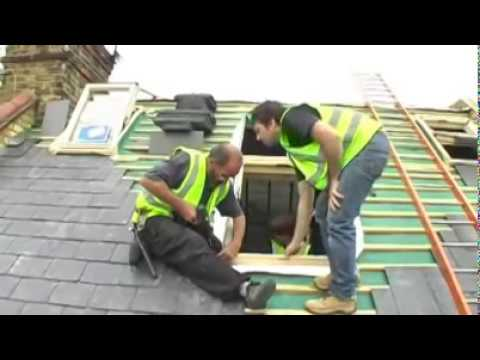 How To Fit A Velux Roof Window