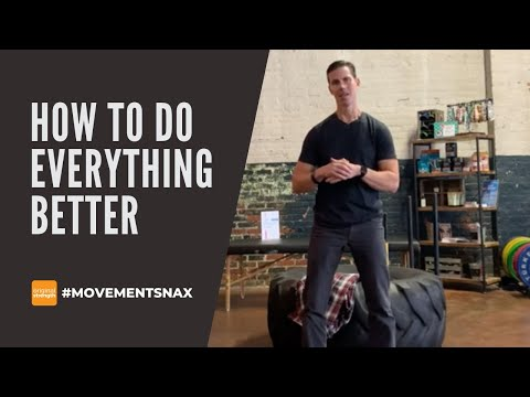 How to do Everything Better