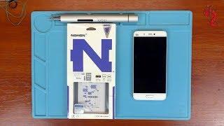 XIAOMI MI5 //РАЗБОР смартфона, ОБЗОР изнутри //Замена батареи