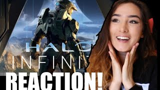 "Halo Infinite ""Discover Hope"" Official E3 Cinematic Reaction"