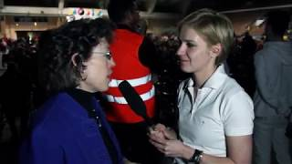 Forum Backstage - Wywiad z dr Mary Healy [ENG] - Łódź, Forum Charyzmatyczne