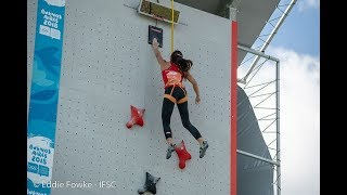 Youth Olympic Games - Buenos Aires 2018 - Holding Climbing