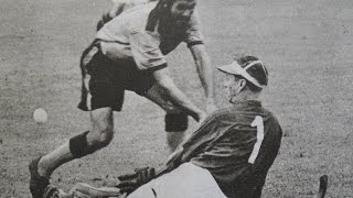 1952 Helsinki Summer Olympics: Men´s Field Hockey Olympic Final India vs. Holland 6-1