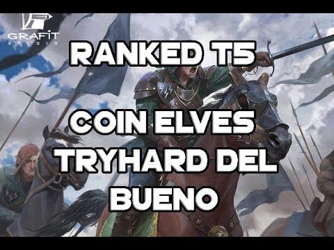 [Gwent] Ranked season 5: Coin elves, una de las barajas más rotas