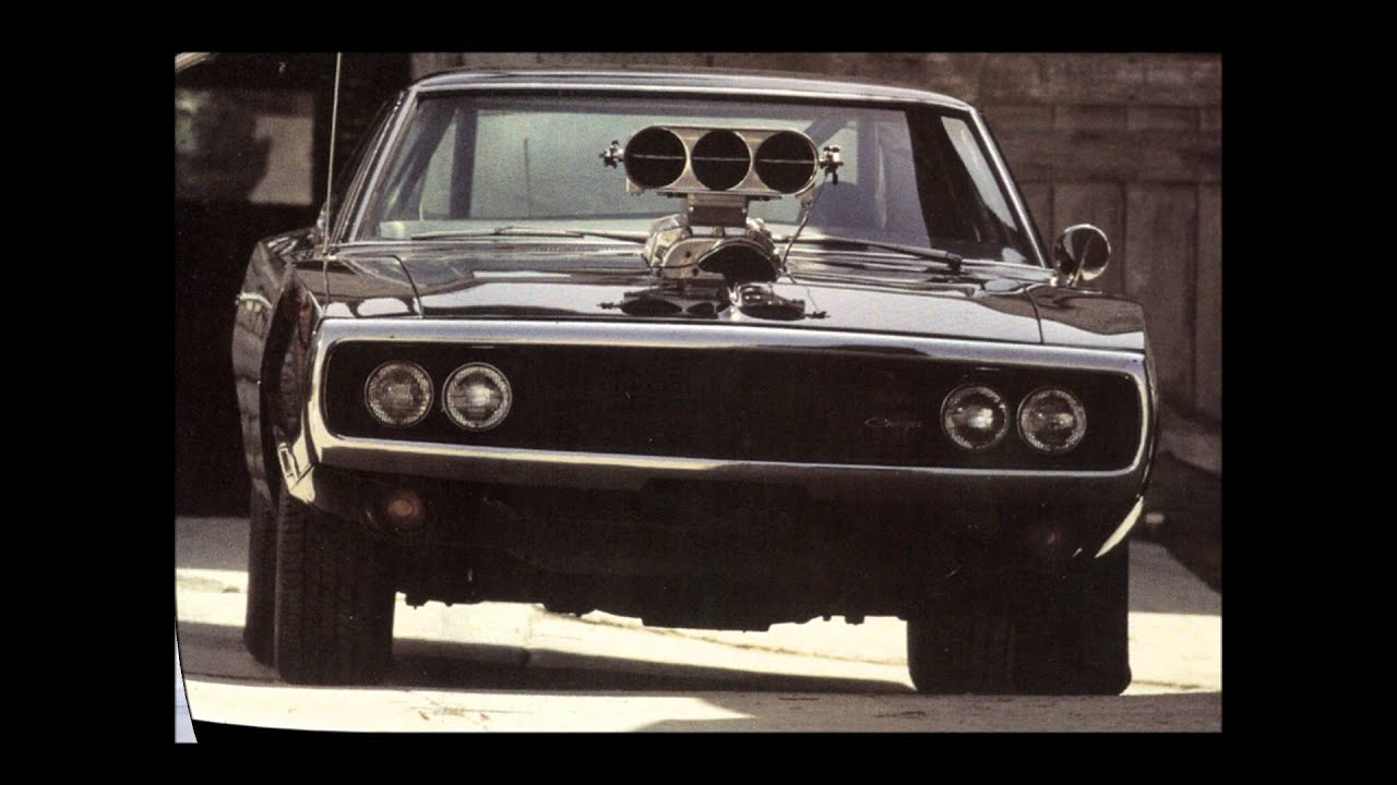 Dodge Challenger 1969 Black >> DODGE CHARGER DEL 1969 R/T - YouTube