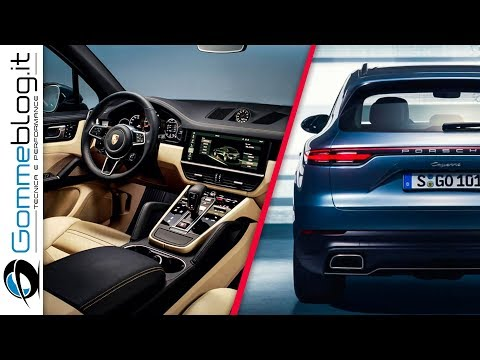 2018 New Porsche Cayenne OFFICIAL INTERIOR + EXTERIOR DESIGN