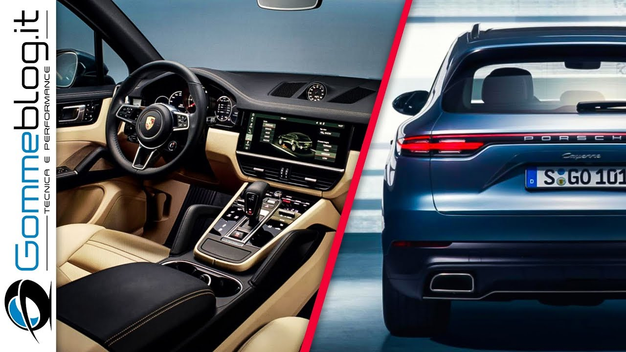 2018 New Porsche Cayenne Official Interior Exterior Design
