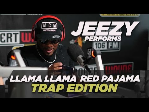Jeezy Performs Trap Edition Of Children's Book